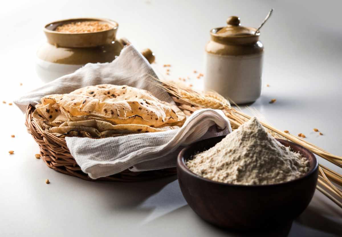 pane chapati ricetta