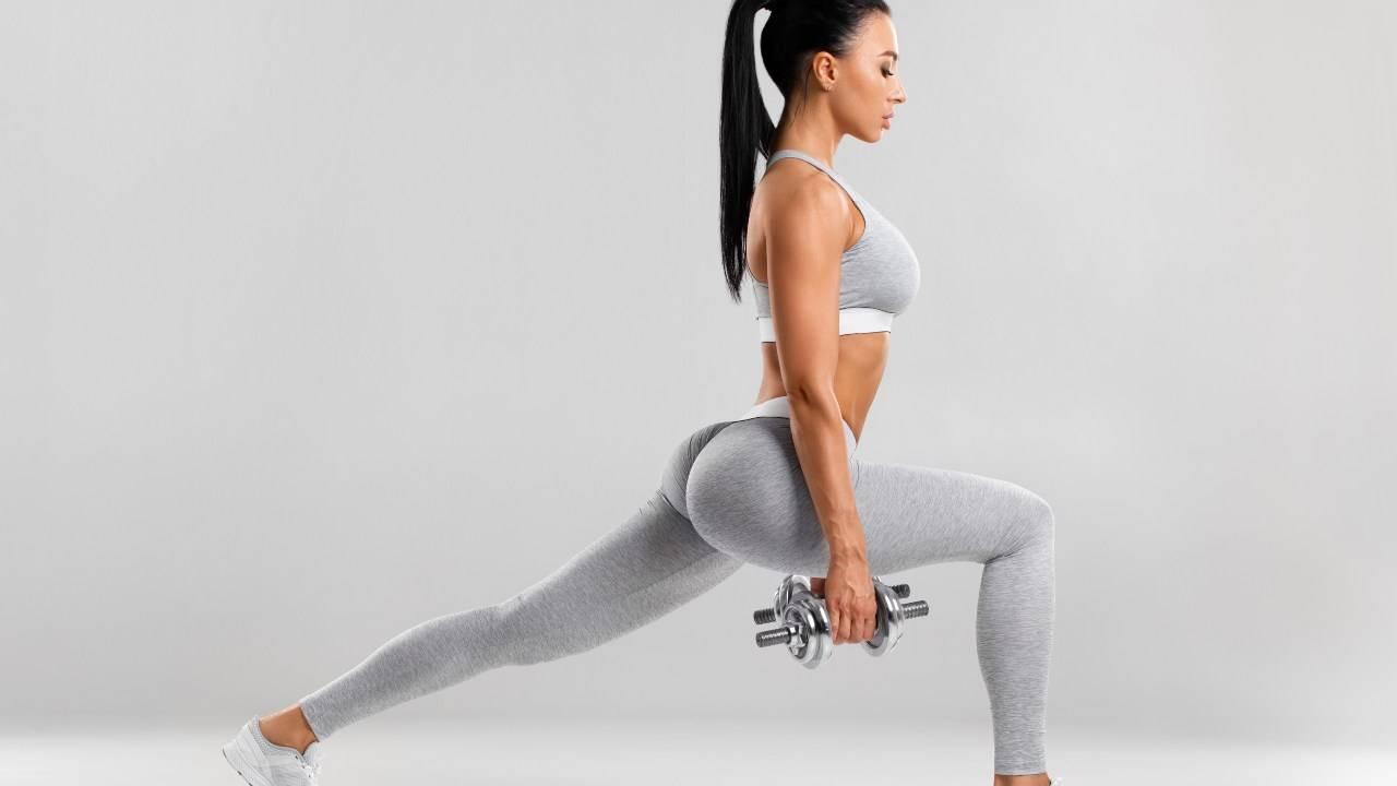 allenare parte inferiore corpo
