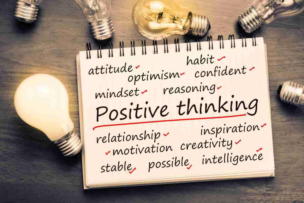 pensiero positivo perché funziona