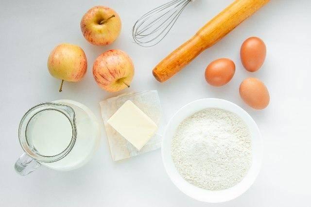 Torta di mele frullate: ricetta facile