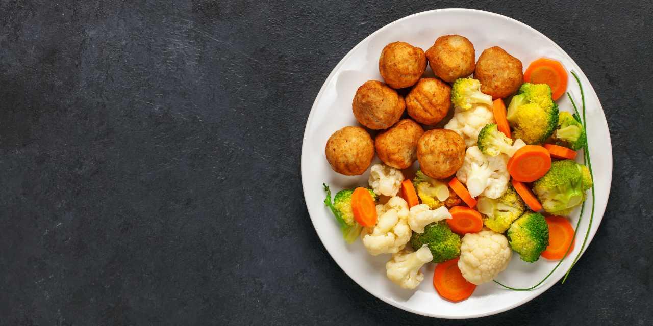polpette carote