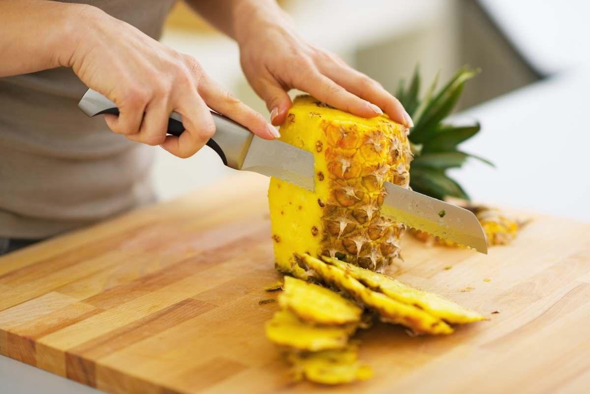 ricetta frittelle di ananas cinesi