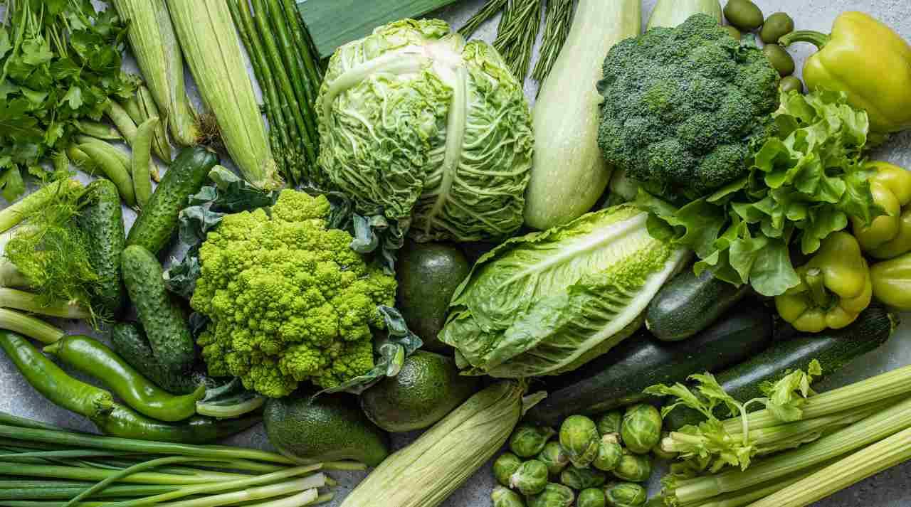 verdure autunnali per perdere peso