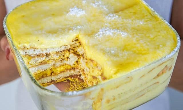 La ricetta del tiramisù paradiso alla vaniglia: versione light e senza zucchero