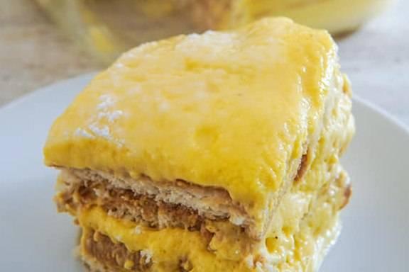 Tiramisù paradiso alla vaniglia: versione light e senza zucchero