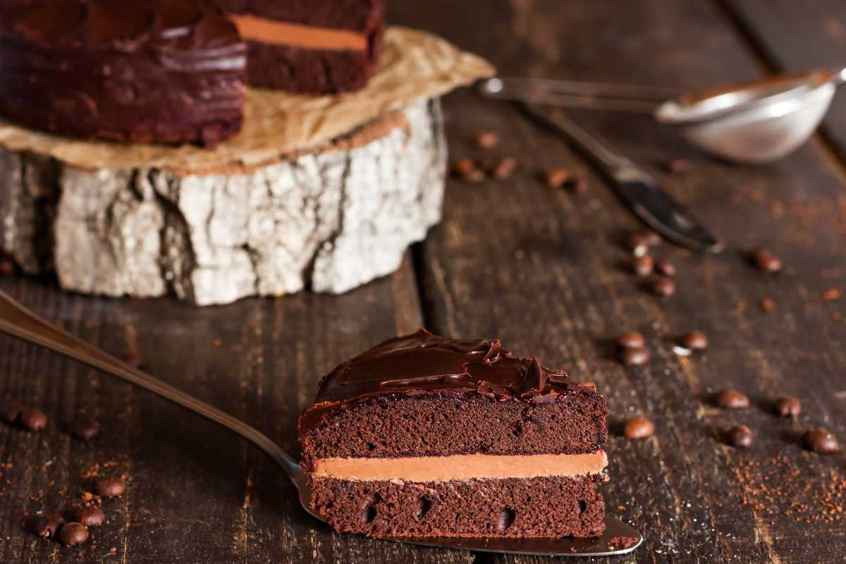 Torta Sacher variante light: ricetta veloce e con pochissime calorie