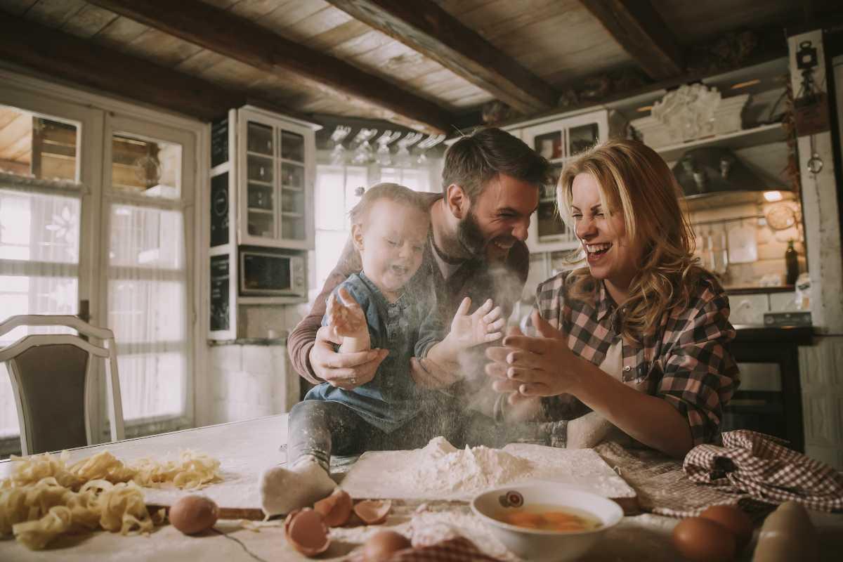 Pasta fatta in casa senza macchina: i trucchi furbi!