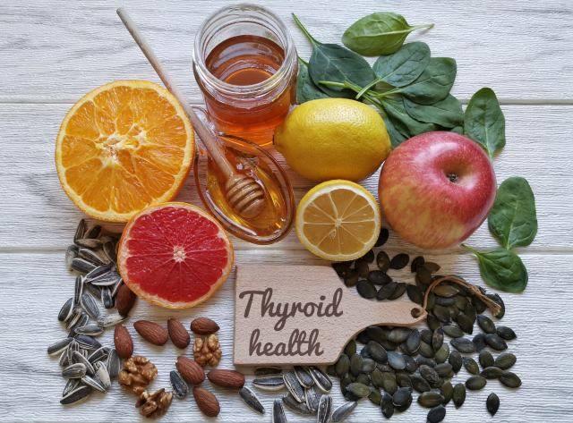 Tiroide: l'alimentazione mirata per sentirti meglio!