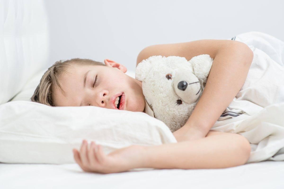 Bambini Apnee ostruttive del sonno