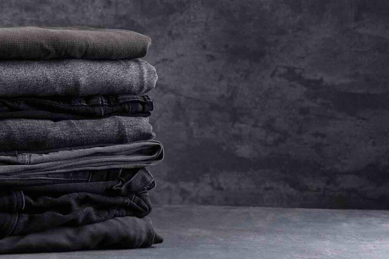 indumenti scuri