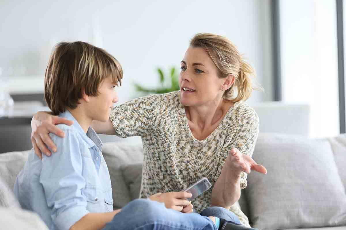 comunicare con i figli