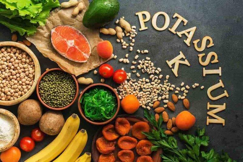 potassio alimenti che lo contengono