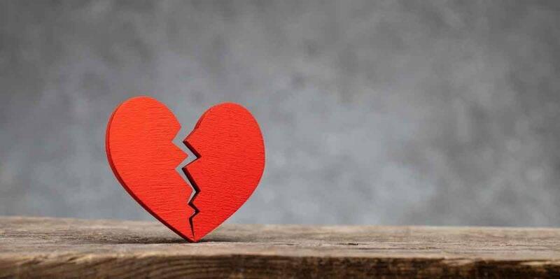 fine dell'amore
