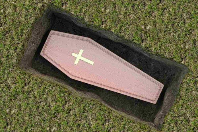 corpo dopo la morte
