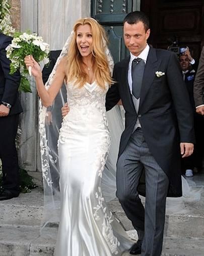 Adriana Volpe matrimonio