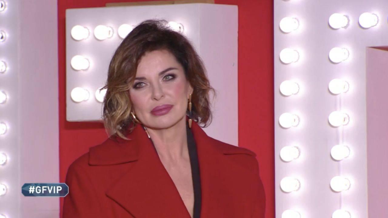 Alba Parietti contro Antonella Elia