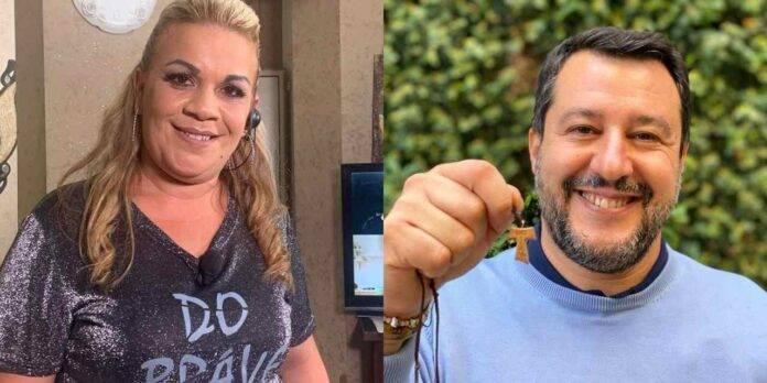 Salvini scrive ad Angela da Mondello