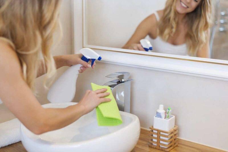 Come pulire bagno