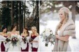abito da sposa matrimonio invernale