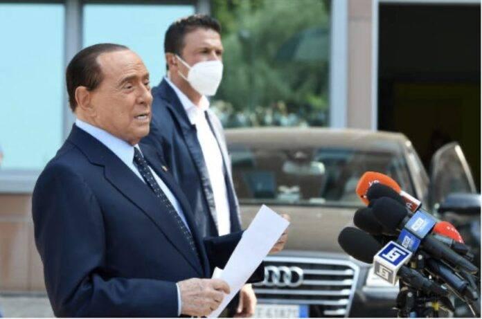 Berlusconi, mano tesa al Governo sul piano anti-Covid (Getty Images)