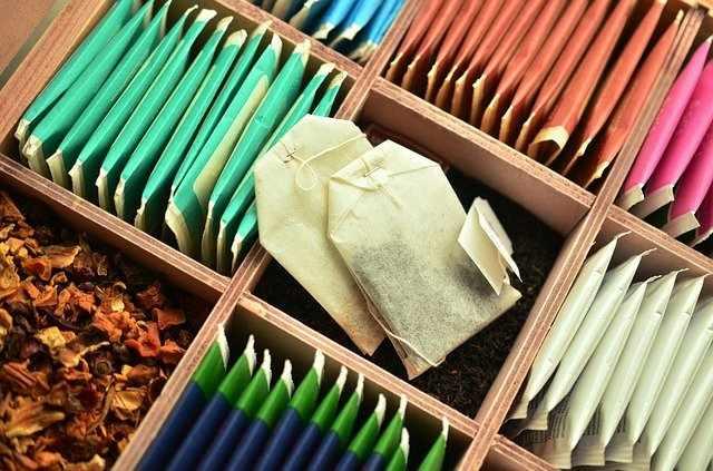Come riutilizzare le bustine di tè