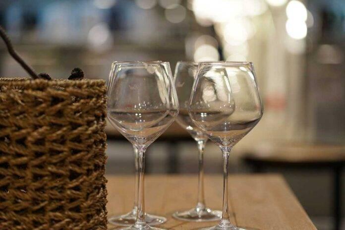 Come pulire bicchieri