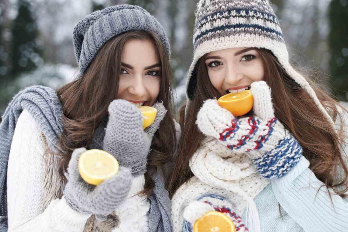 Cosa mangiare in inverno