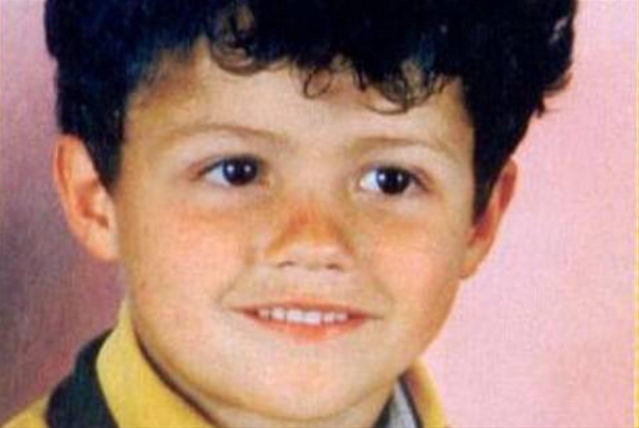 Cristiano Ronaldo da piccolo