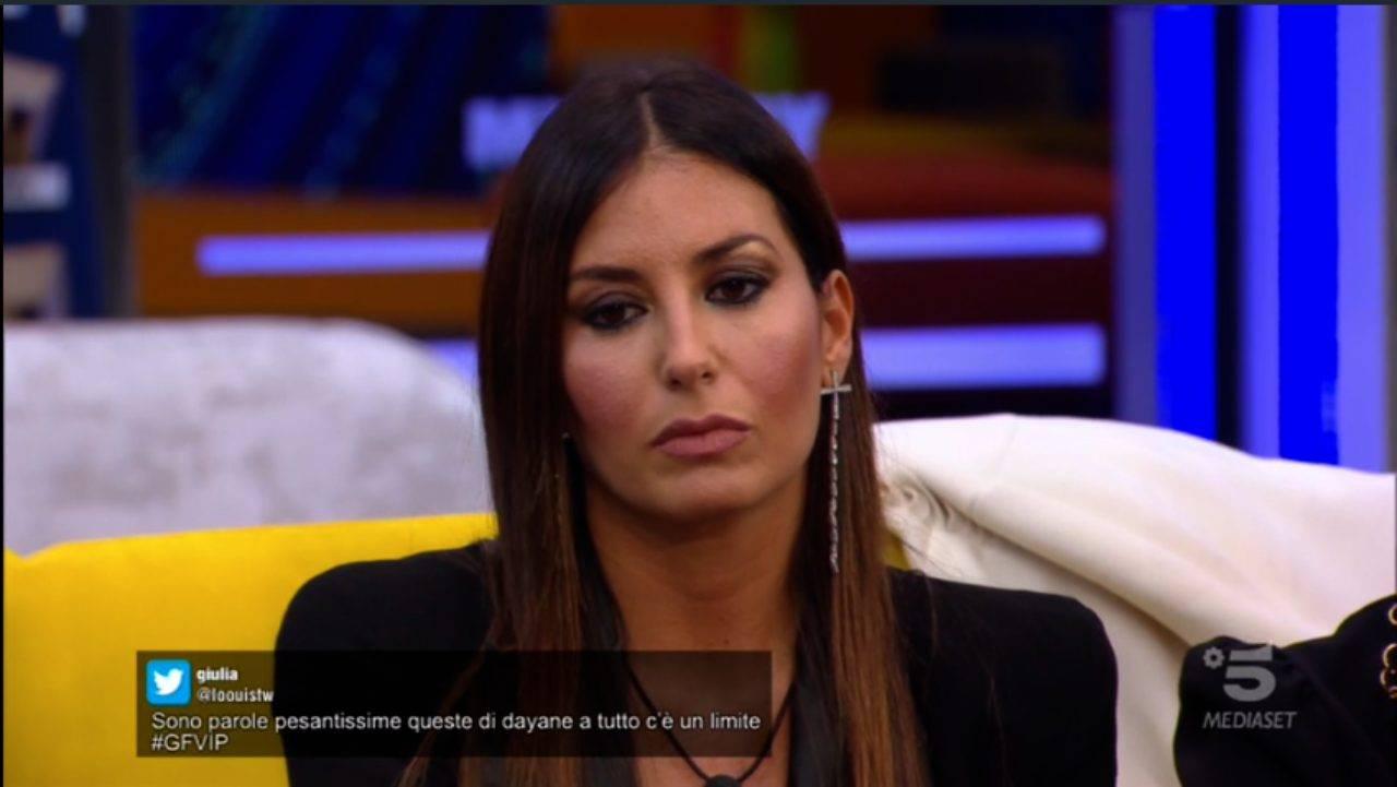 Elisabetta Gregoraci su Briatore