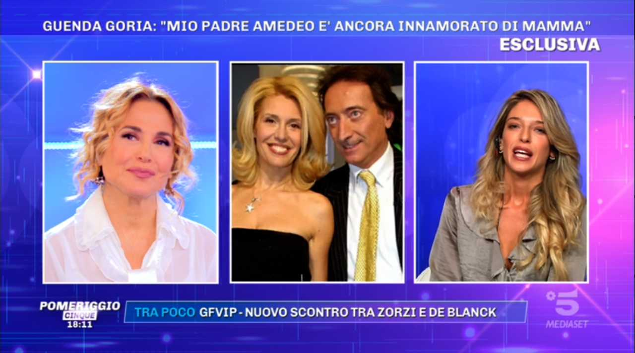 Maria Teresa Ruta e Amedeo Goria ritorno di fiamma
