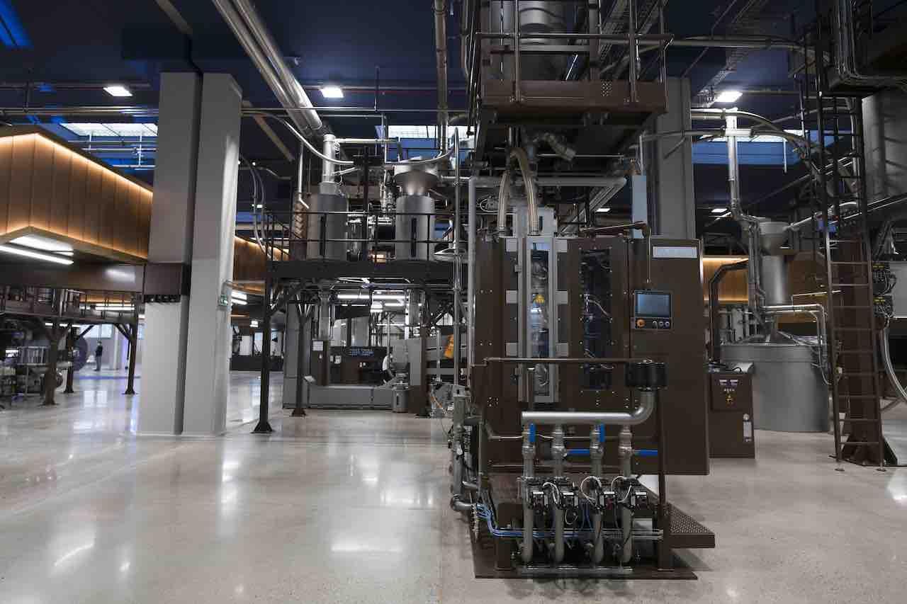 Industria, calo produttività in Italia (Getty Images)