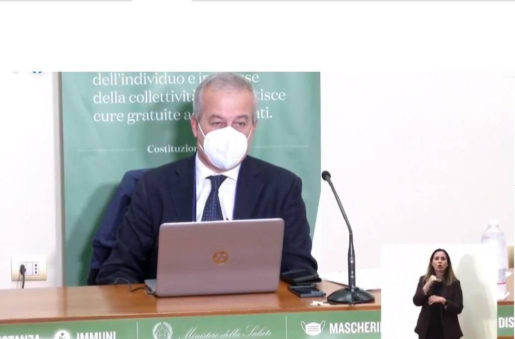 Franco Locatelli ha parlato dei contagi da Covid. La curva sta calando