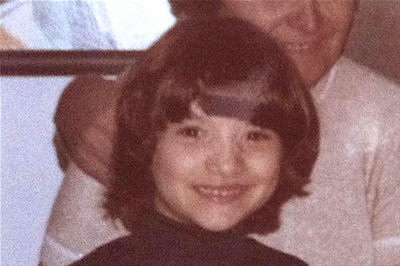 Laura Pausini da piccola