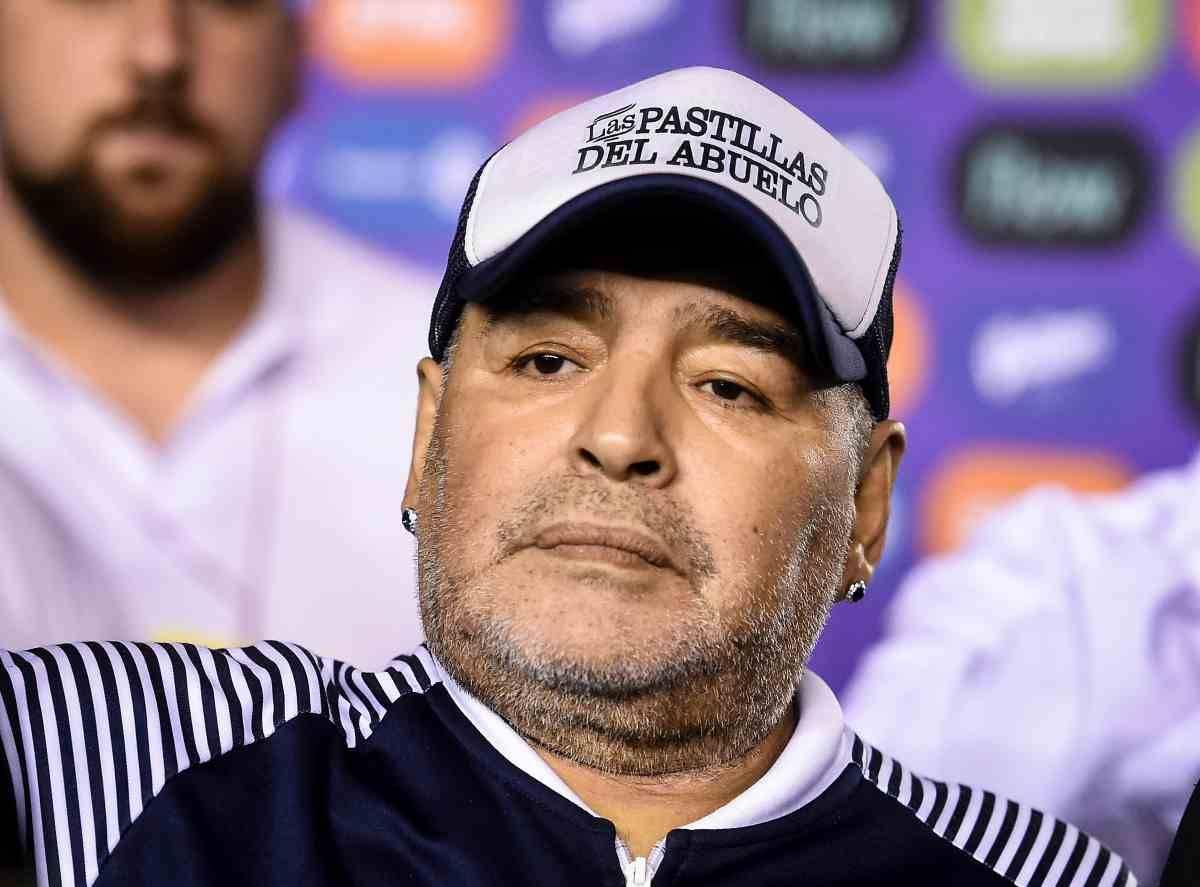 Maradona ebbe un'amicizia con Freddy Mercury