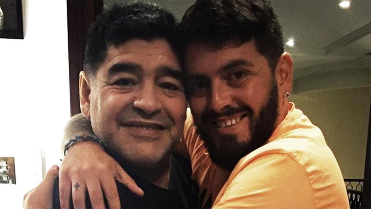 Diego Sinagra, il figlio di Maradona