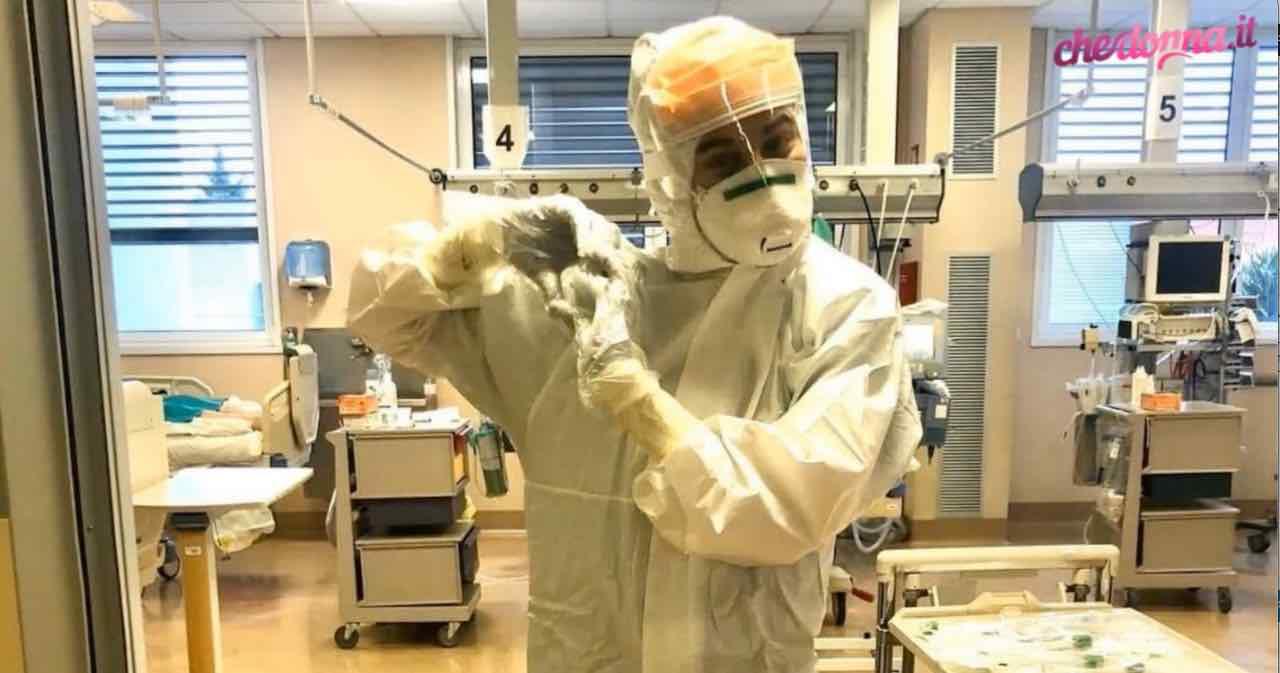 infermiera terapia intensiva