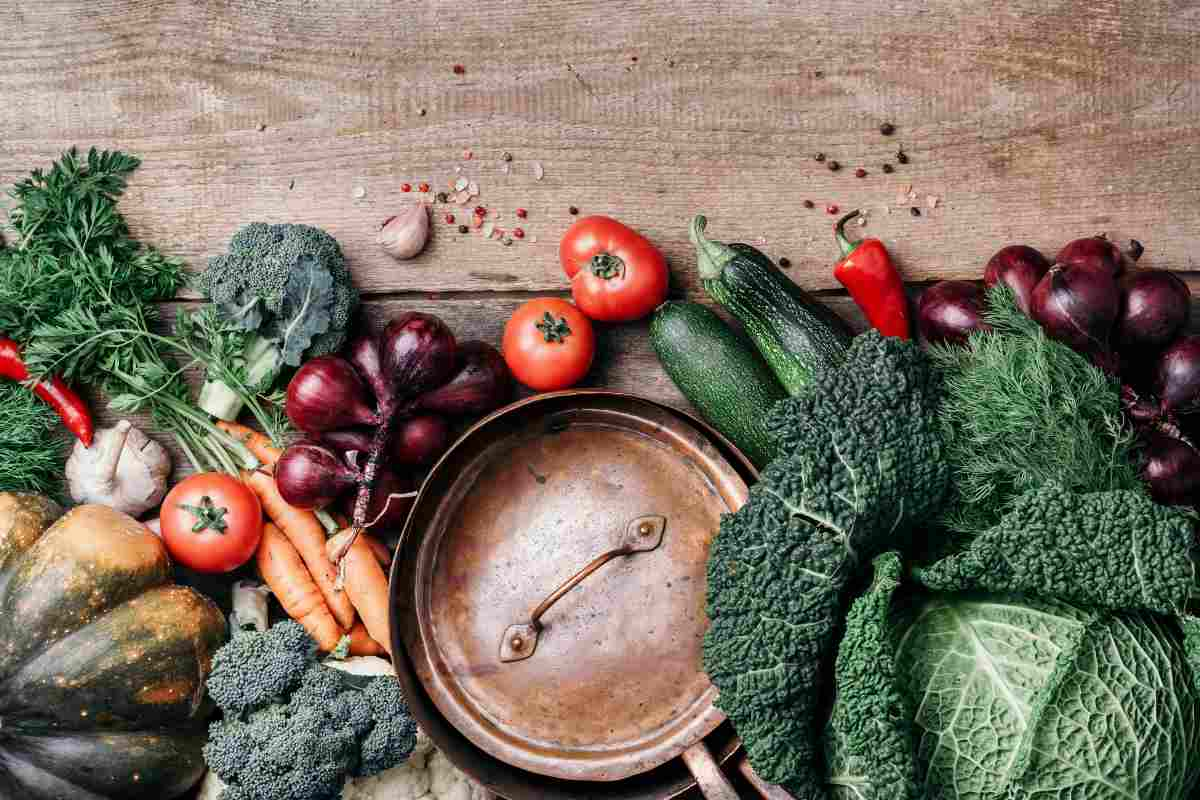 Come mangiare le verdure