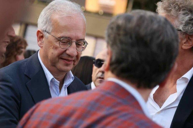 Walter Veltroni, il saluto dell'ex Sindaco a Gigi Proietti (Getty Images)
