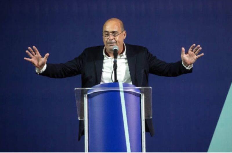Zingaretti esclude un cambio di maggioranza (Getty Images)