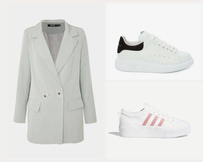 abbinamenti con le sneakers
