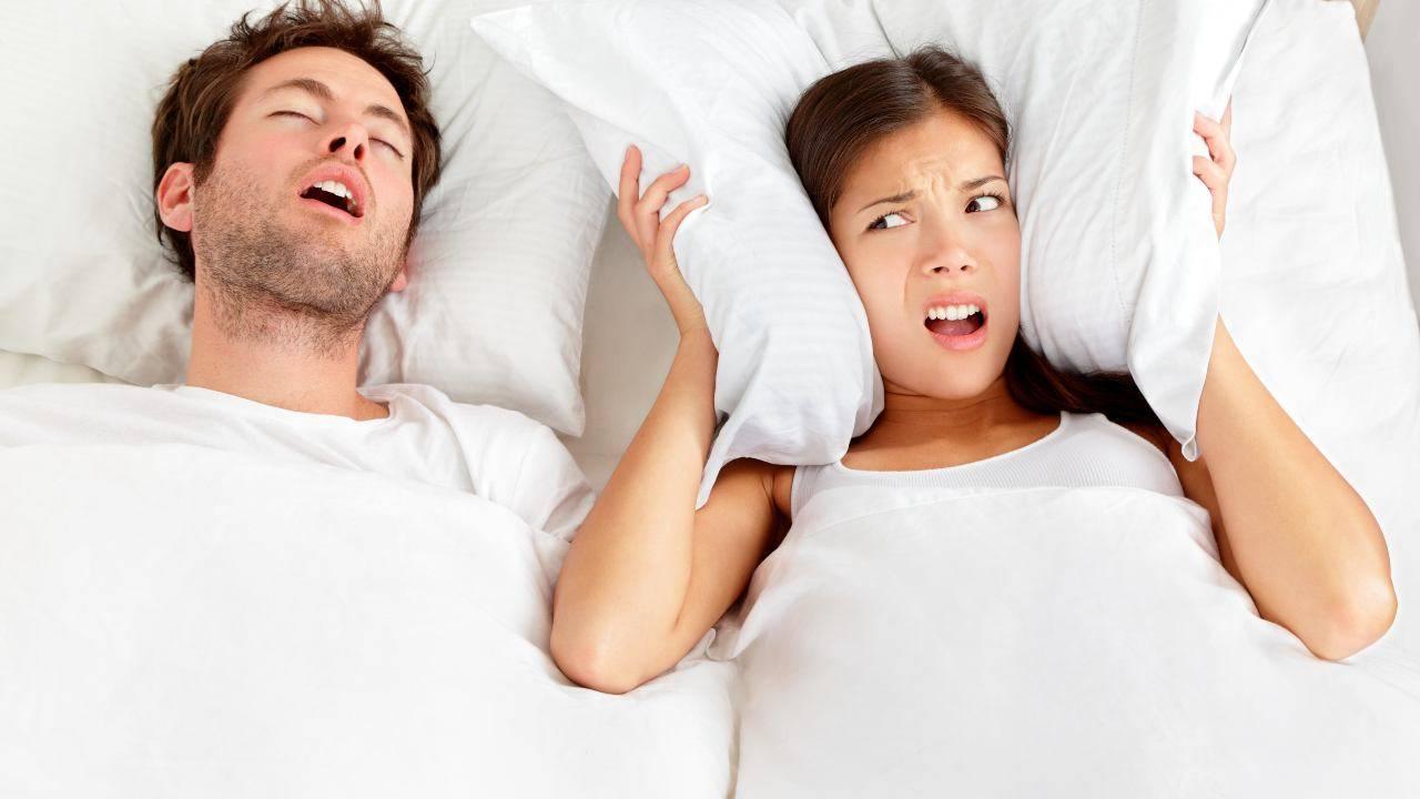 apnee notturne sonno rimedi naturali