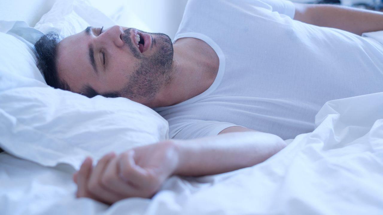 apnee ostruttive sonno