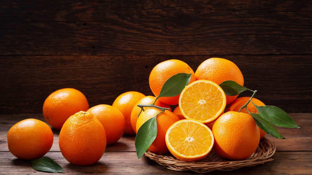 arance menù completo