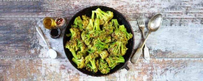 broccoli croccanti padella contorno