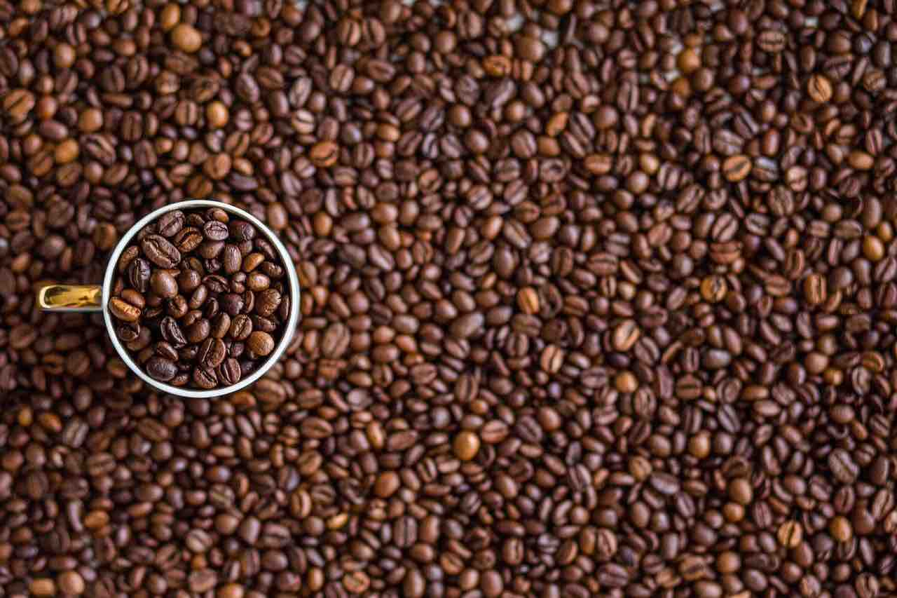 estinzione caffè