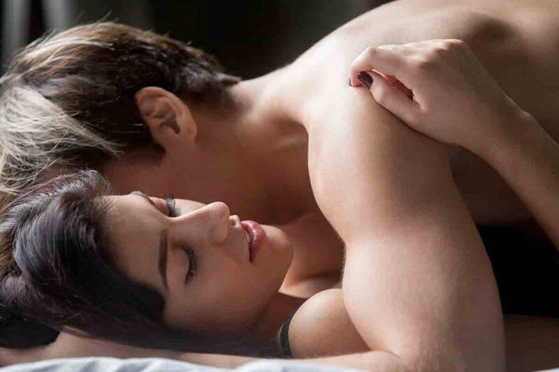 coppia in intimita