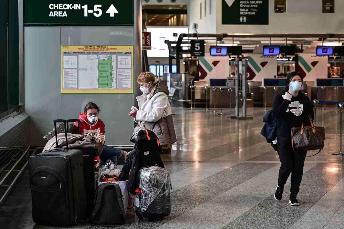 Per prevenire il contagio da Coronavirus la Cina ha bloccato gli ingressi dall'Italia