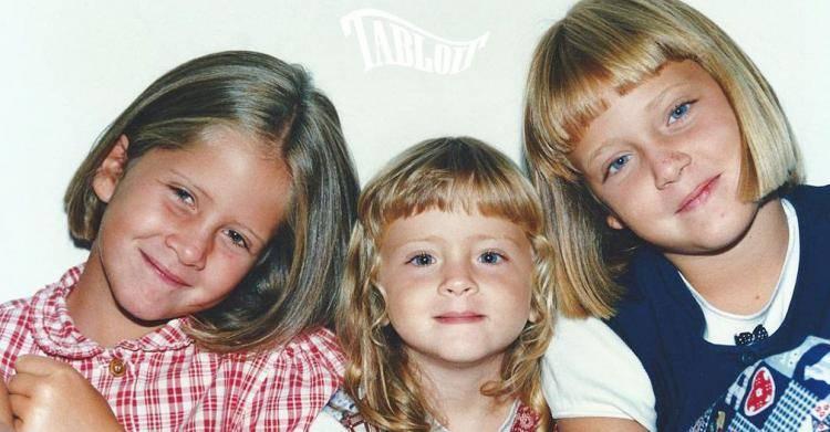 sorelle ferragni da piccole