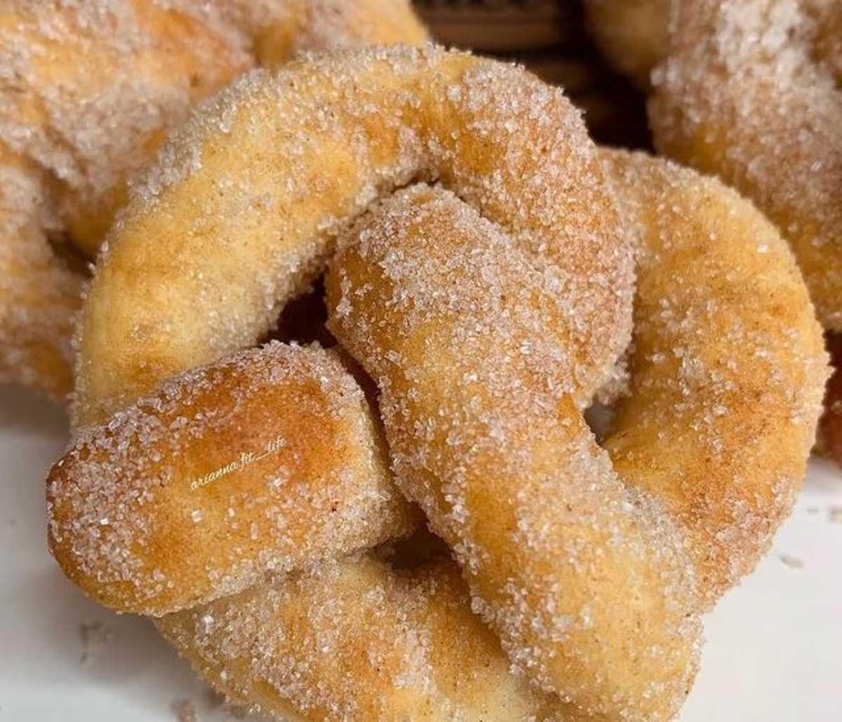 Pretzel dolci senza zucchero: la versione sana e gustosa!