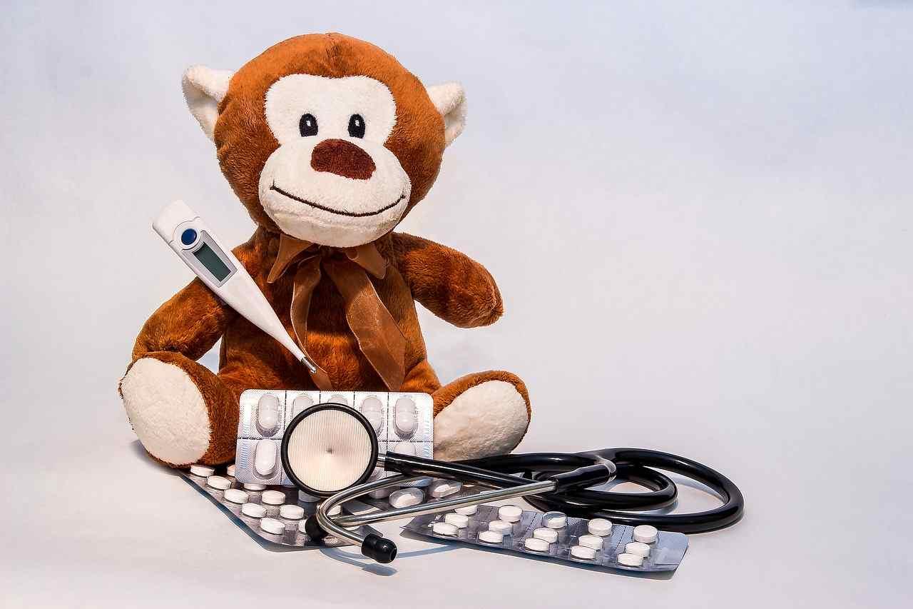 come misurare la febbre ai bambini